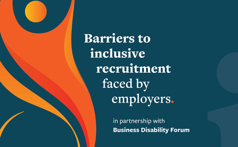 Barriers to inclusive recruitment faced by employers